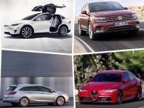 Die Auto-Neuheiten des Jahres 2016.