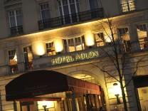 Adlon Hotel in Berlin, 2009