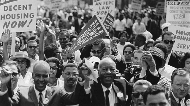 Civil Rights Rally