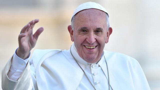 Karlspreis 2016 für Papst Franziskus
