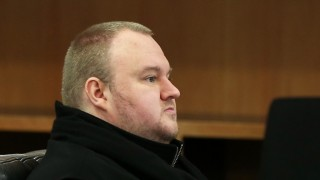 Kim Dotcom Attends Court For Extradition Hearing