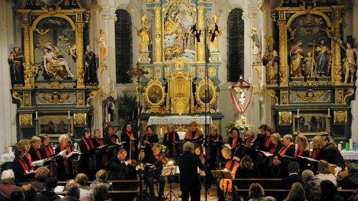 Con Voce Chor in St. Ottilie Möschenfeld