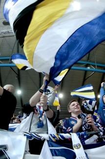 Muenchen: Eishockey EHC v Koelner Haie