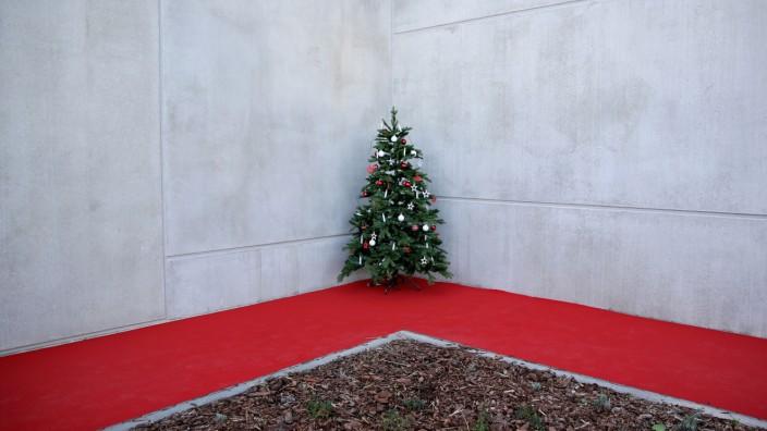 Weihnachten in jeder Ecke