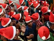Christmas celebration in Mumbai