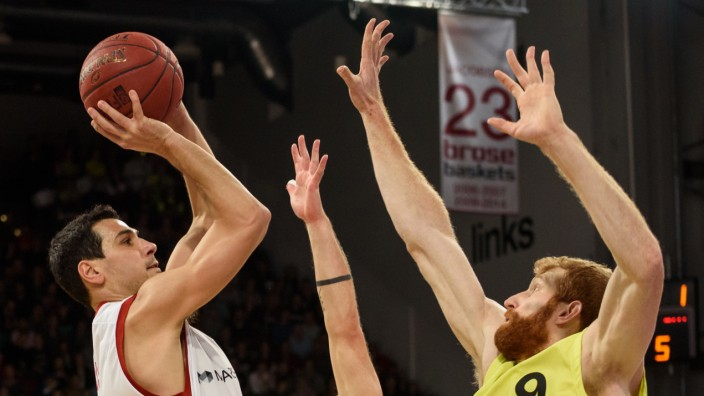 Brose Baskets Bamberg - medi Bayreuth