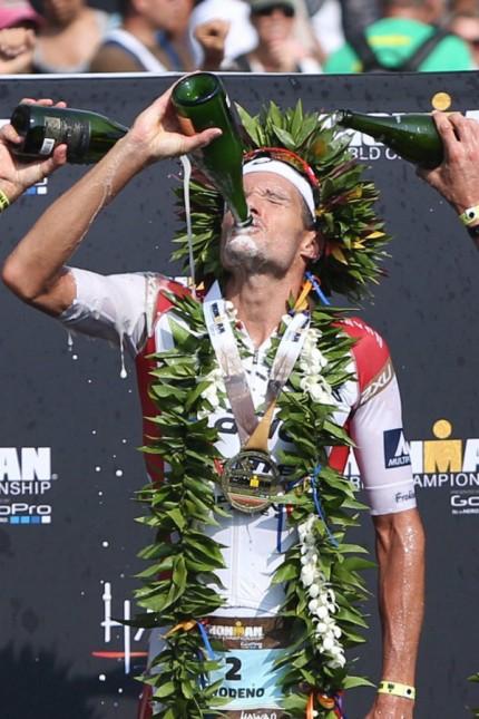 Jahresrückblick 2015 - Jan Frodeno gewinnt Ironman auf Hawaii