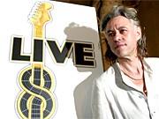 Bob Geldof, AFP