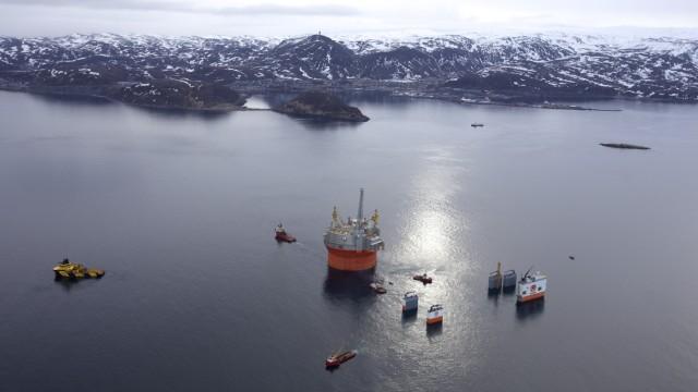 Süddeutsche Zeitung Politik Ölförderung in Norwegen