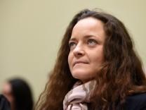 Beate Zschäpe inszeniert sich im NSU-Prozess als Opfer