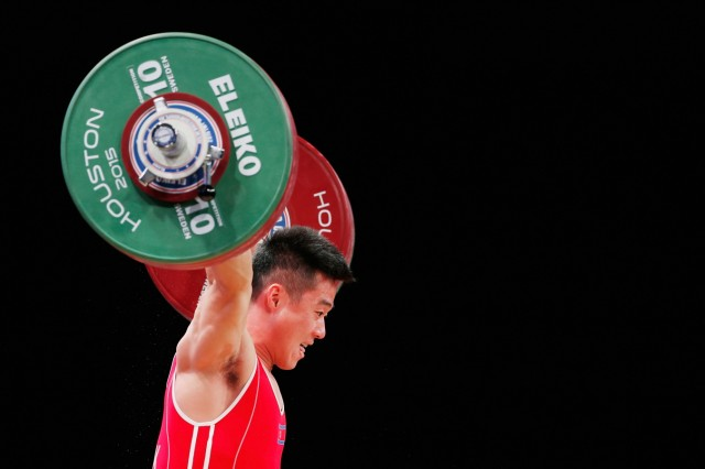 2015 International Weightlifting Federation World Championships