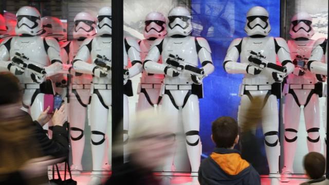 Star Wars Rekordeinnahmen
