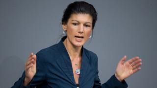 Sahra Wagenknech