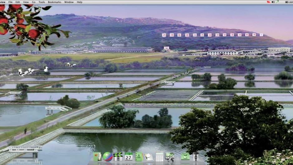 Red Star 5 Betriebssystem nordkorea
