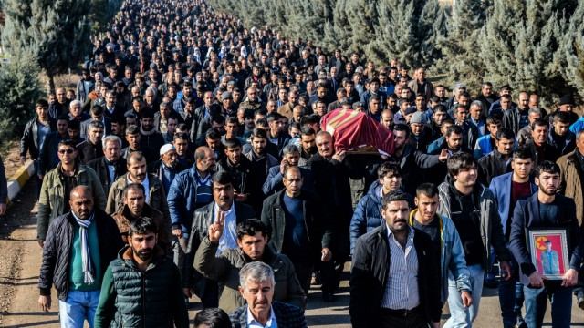 Türkei Kurden-Konflikt in der Türkei