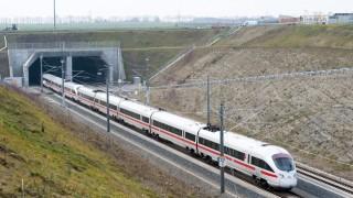 Neues Zugbeeinflussungssystem auf ICE-Strecke