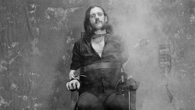 Lemmy Kilmister, 1984