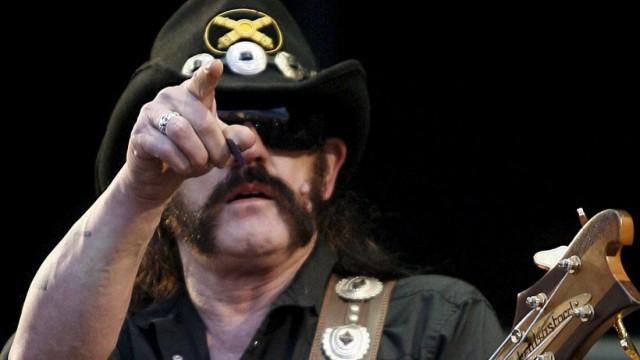 Lemmy Kilmister, Motörhead