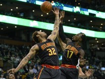 Atlanta Hawks at Boston Celtics
