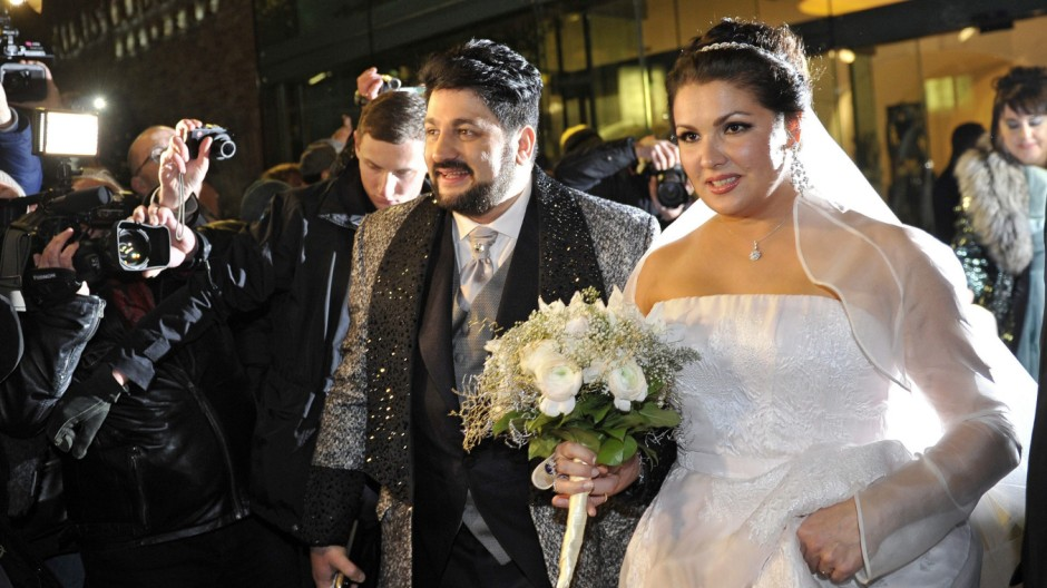 Netrebko-Eyvazov wedding in Vienna