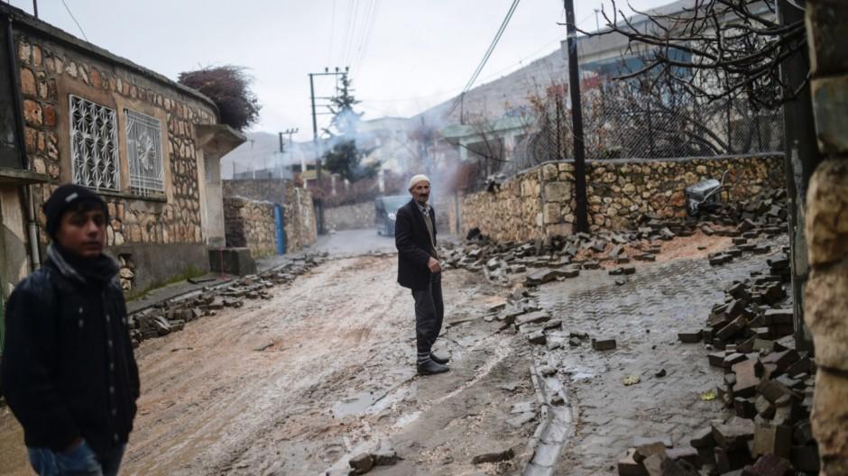 Kurden Konflikt in der Türkei