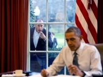Seinfeld bei Obama