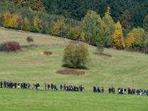 Das war 2015 - Flüchtlinge an der deutsch-österreichischen Grenze