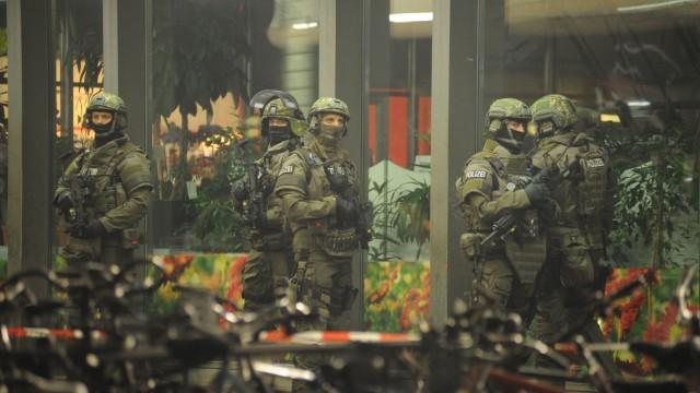 Terrorwarnung in München Terrorwarnung