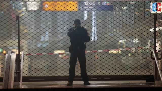 Munich On Alert Following Terror Warning