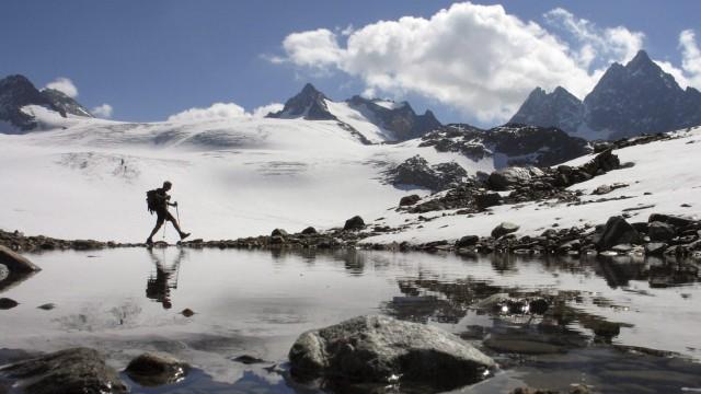 Schweizer Gletscher schmelzen auch in Zukunft