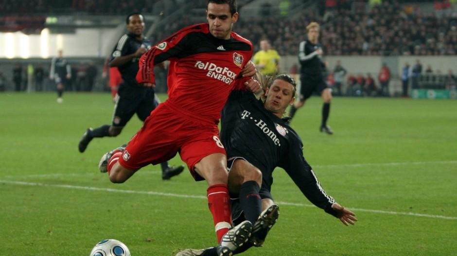 Bayer Leverkusen v Bayern Muenchen - DFB Cup