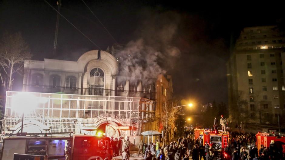Terrorismus Riad