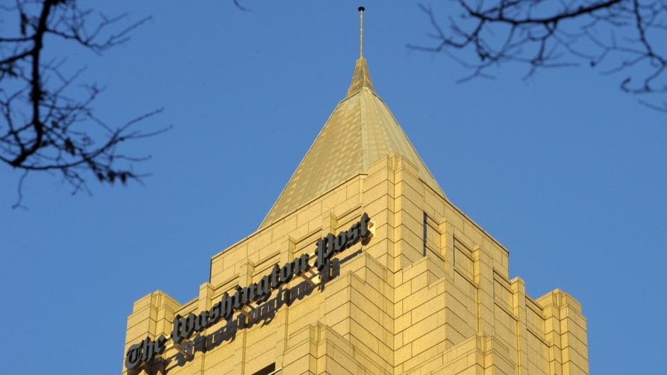 Washington Post's new building