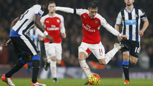 Arsenal v Newcastle United - Barclays Premier League