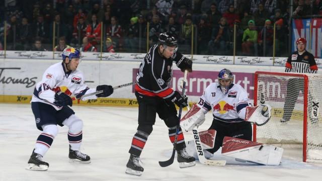 03 01 2016 Eishockey Saison 2015 2016 DEL 33 Spieltag Thomas Sabo Icetigers Nürnberg EHC