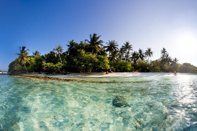 Maledives South Male Atoll Embudu island PUBLICATIONxINxGERxSUIxAUTxHUNxONLY AMF001424