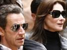 Sarkozy und Bruni in Jordanien (Bild)
