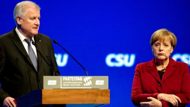 Das war 2015 - CSU-Parteitag