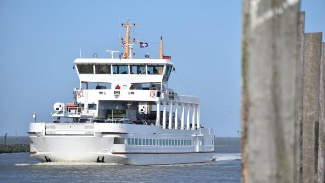 Nordseefähre MS Frisia II