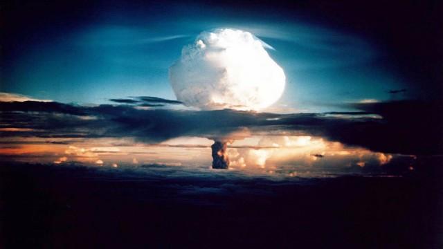 Erste Wasserstoffbombe