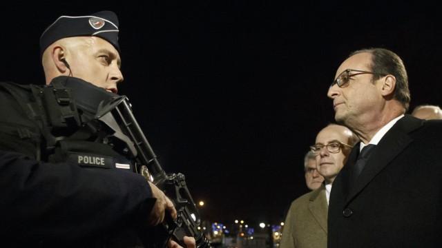 François Hollande Frankreich