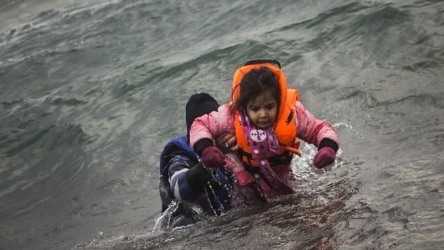 Flüchtlinge in Europa Prokopis Pavlopoulos