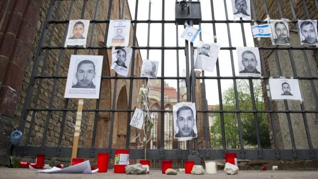 Gedenken an getöteten 22-Jährigen aus Israel