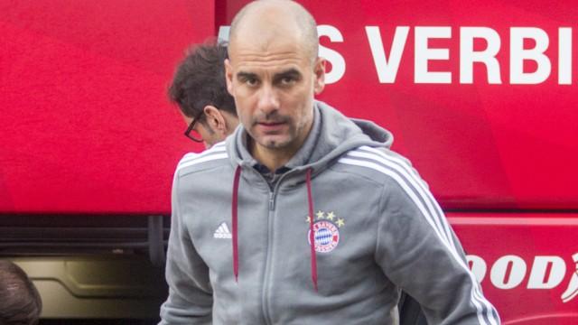 Abreise FC Bayern ins Trainingslager nach Doha