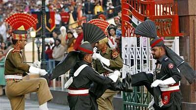 Indisch-pakistanischer Grenzkonflikt