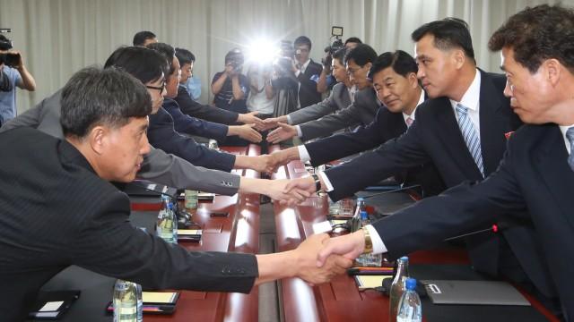 Nordkorea Bombentest in Nordkorea