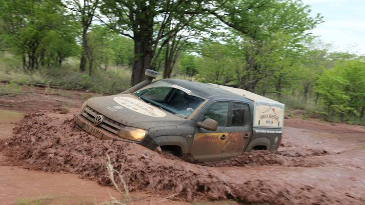 Autoreise Offroad durch Afrika