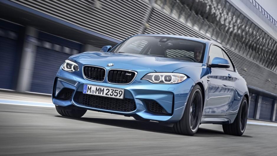 Der neue BMW M2.