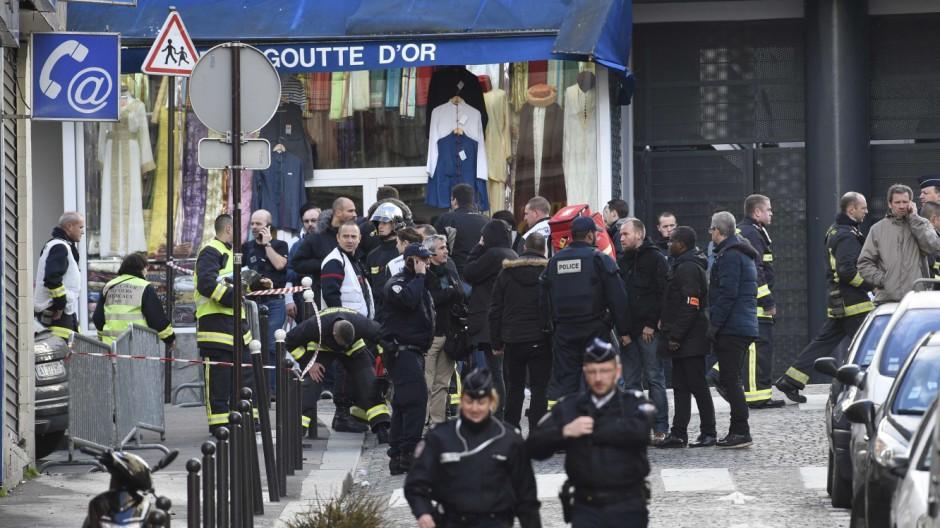 Kriminalität Paris