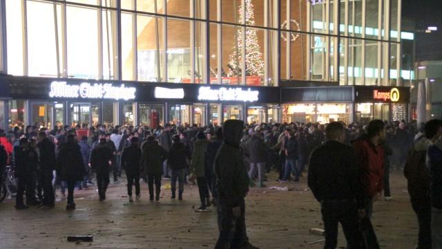 Übergriffe in Köln Interner Polizeibericht